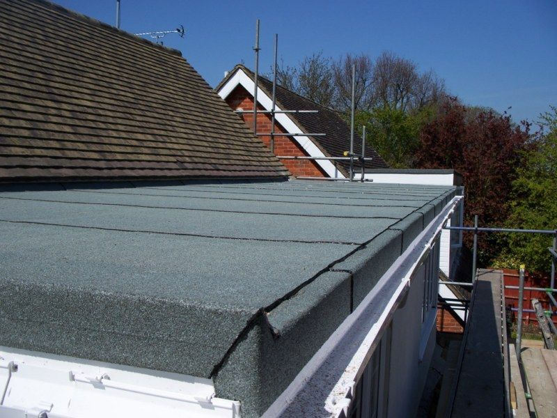 All Flat Roof Work Undertaken